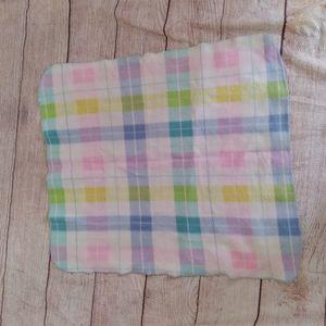 Cozy fleece blanket / lovie / cloth 25X28
